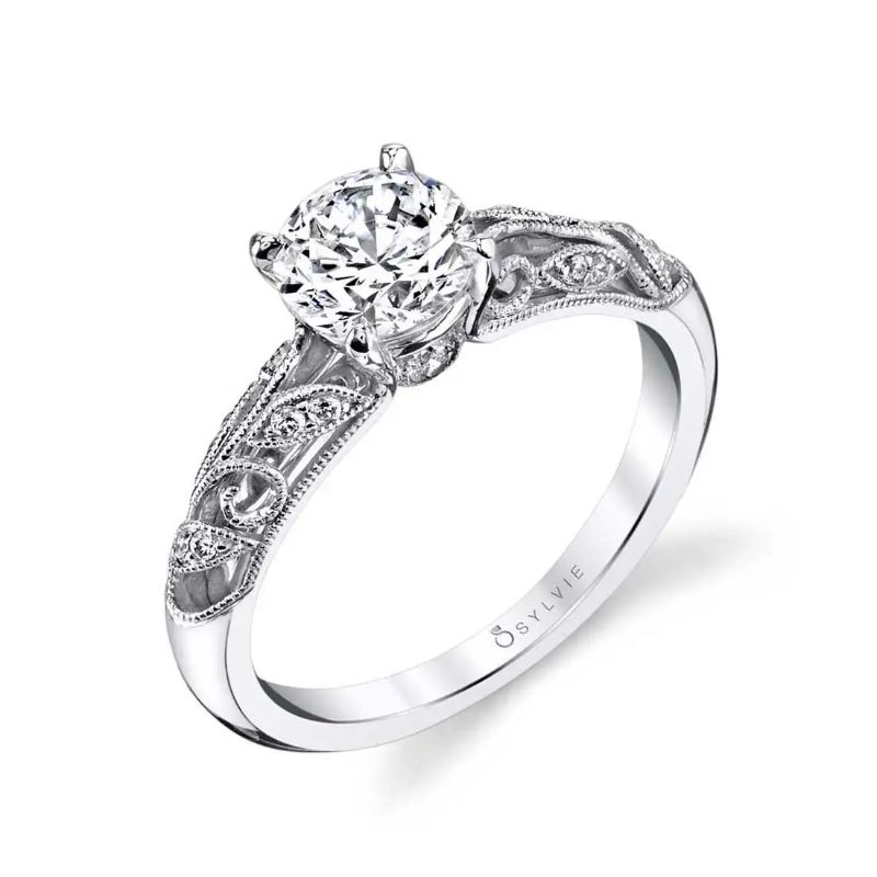 Vintage Engagement Ring - Roial