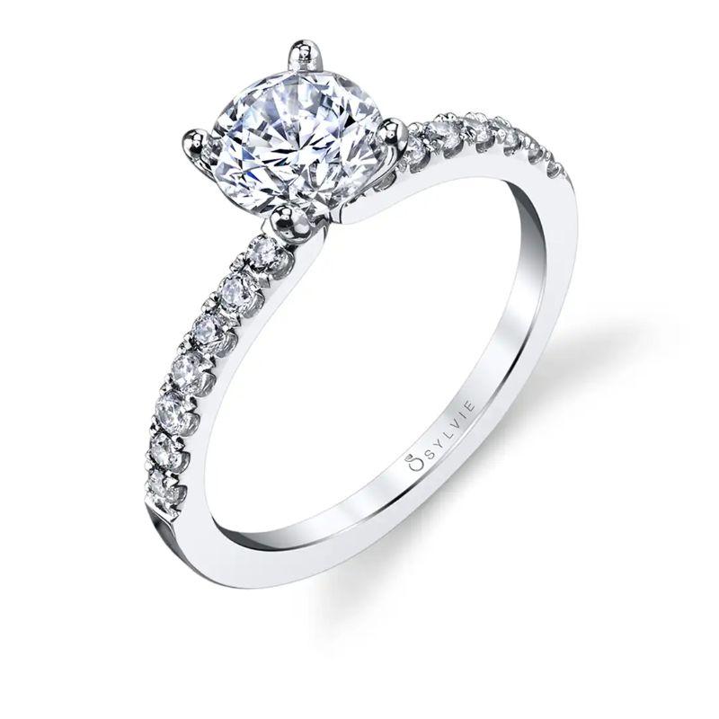 Classic Engagement Ring - Celeste