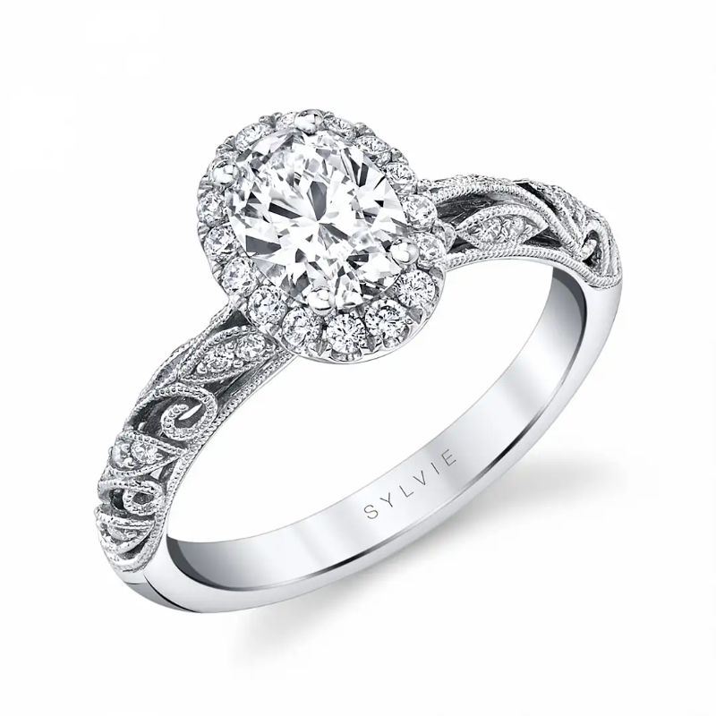 Vintage Engagement Ring - Rochelle