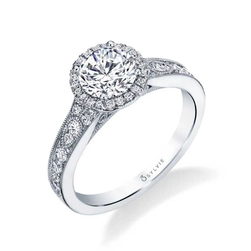 Vintage Engagement Ring - Quinn