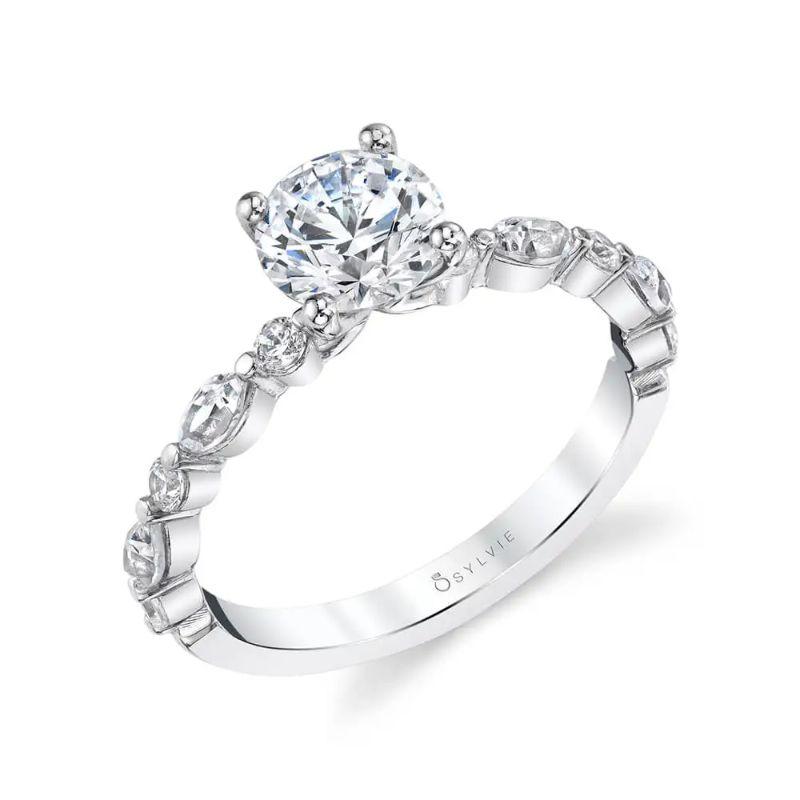 Unique Engagement Ring - Felicity